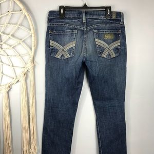 7 For All Mankind Organic Cotton Skinny Jean